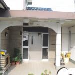 姫路市 F様邸 玄関改装工事完成しました。