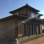姫路市M様邸の縁側サッシ交換工事 完成しました。