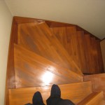 姫路市H様邸 手摺工事完了しました。