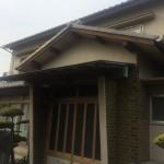 姫路市O様邸 玄関工事完成しました。