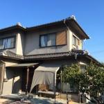姫路市M様邸 外装工事完成しました。
