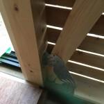 姫路市K様 耐震用壁補強工事が完了いたしました。