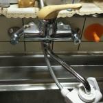 姫路市A様邸 水栓金具取り替えました。
