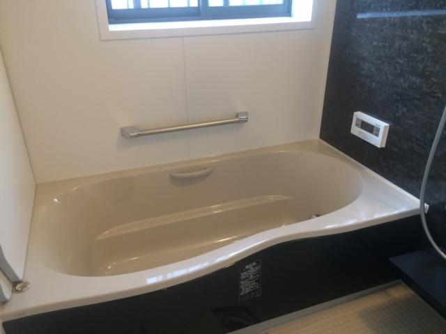浴室改装工事完了