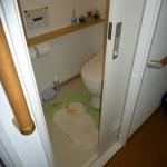 姫路市 K様邸トイレ改装工事完成しました。