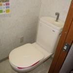 姫路市 T様邸のトイレ工事完成しました。
