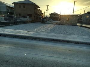 雪だるまさん