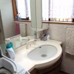 姫路市 K様邸洗面室改装工事完成しました。
