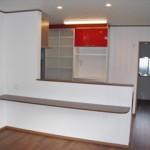 姫路市D様邸のLDK改装工事完成しました。