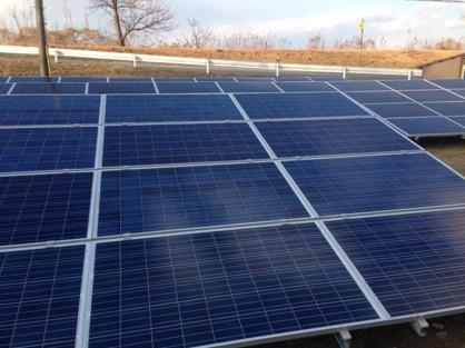 K様邸太陽光発電設備工事完了!