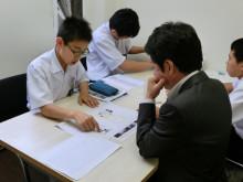 中学生(トライやるウイーク)