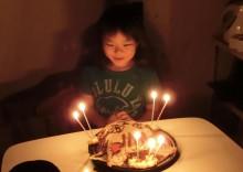 姪っ子誕生日