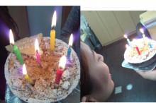 誕生日でした!(^^)!