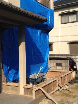 A様邸増築工事