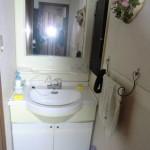 姫路市K様邸の洗面台取替工事完成しました。