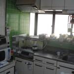加古川市O様邸のキッチン改装工事完成しました。