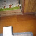 姫路市 T様 玄関ホール床フローリング工事 完了しました。
