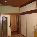 姫路市K様邸 2枚片引き戸工事が完成しました。