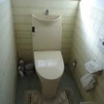 姫路市N様 トイレ改装工事完成しました。