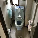 加西市N様邸 トイレ改装工事完成しました。