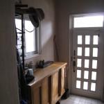 姫路市O様 玄関収納交換工事完了しました。
