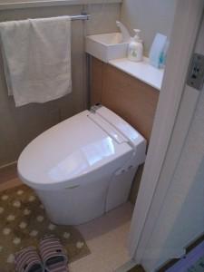 トイレ設置00
