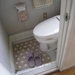 姫路市O様 トイレ改装工事完成しました。