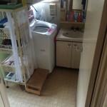 姫路市S様邸 洗面室改装工事完成しました。