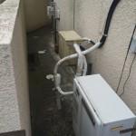 姫路市S様邸 ガス給湯器工事完成しました。