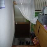 姫路市O様邸 勝手口ドア取替工事完成しました。