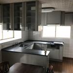 姫路市K様邸 キッチン改装工事完成しました。