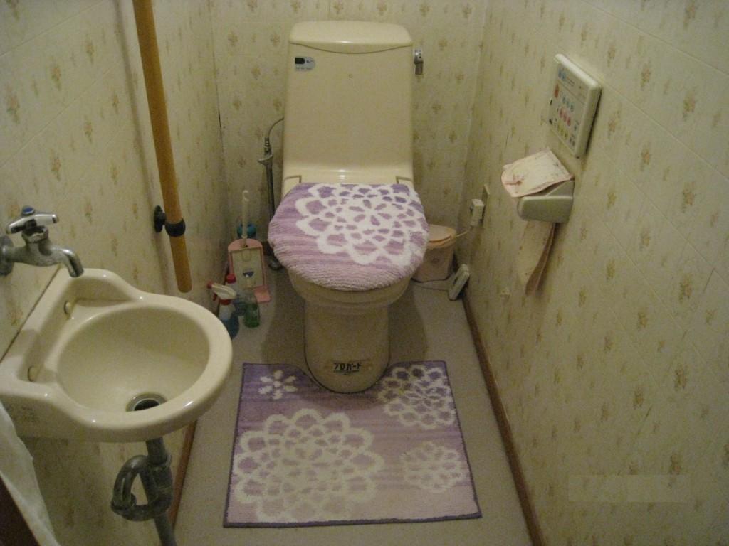 トイレ現況1