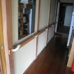 姫路市I様 手摺取り付け工事完成しました。