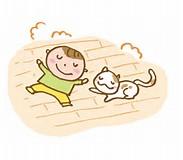 子供+猫1