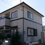 太子町T様邸 外装工事完成しました。