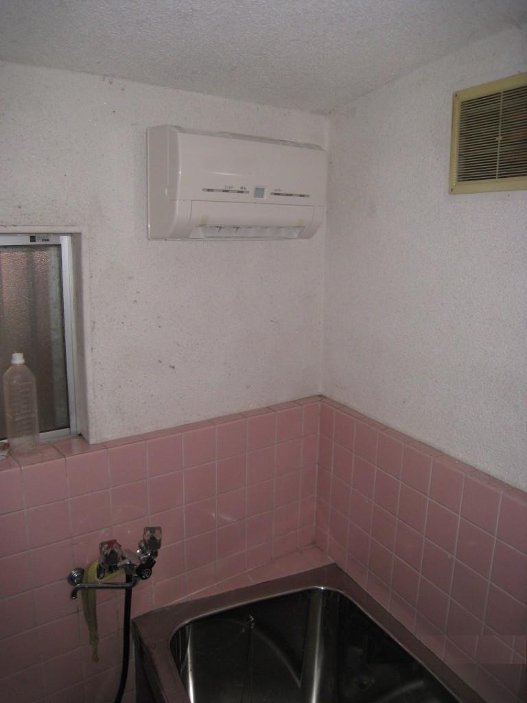 浴室温風機-1