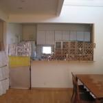 姫路市Y様邸 間仕切りパーテーション工事完成しました。