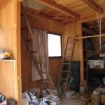 高砂市M様邸 倉庫階段 完成しました。