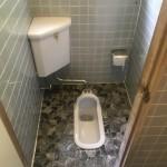 姫路市T様邸 トイレ改装工事完成しました。