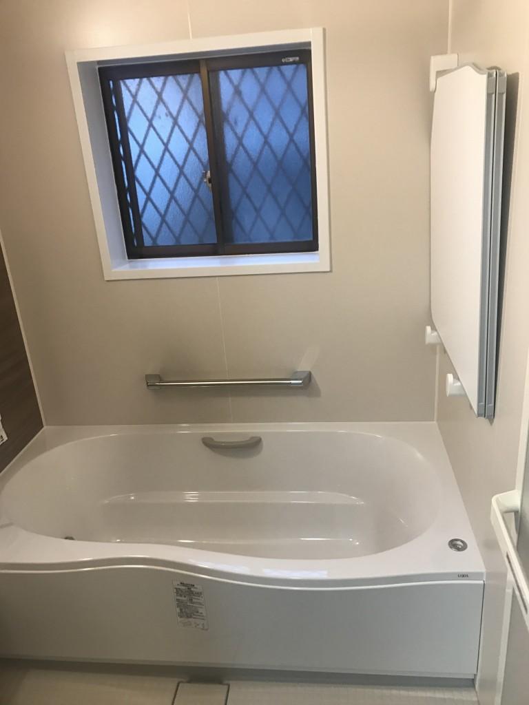 浴室施工後2