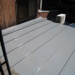 姫路市T様邸 屋根塗装工事完成しました。