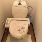 姫路市O様邸 トイレ交換工事完成しました。