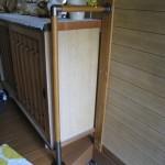 姫路市F様邸 玄関手摺取り付け完成しました。
