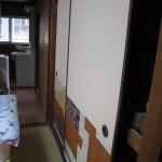 姫路市F様邸 和室建具交換完成しました。