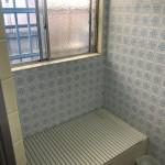 姫路市A様邸 浴室、洗面工事完成しました。