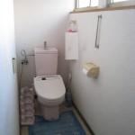 姫路市K様邸 トイレ改装完成しました。