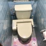 姫路市M様邸 トイレ改装工事完成しました。