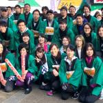 姫路城マラソンに社員と職人さん約50名で参加してきました!