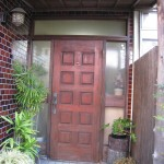 姫路市M様邸 玄関ドア交換完成しました。