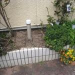 姫路市S様邸 外灯工事完成しました。